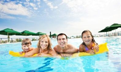 famille-camping